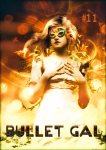 BULLET GAL cover issue 11