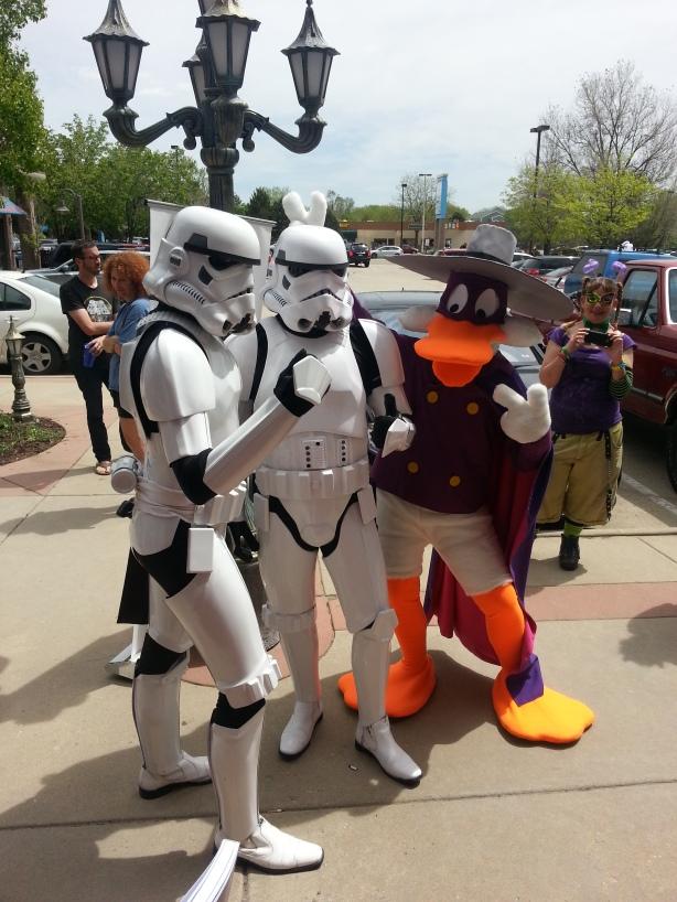 FCBD2015 - Stormtroopers
