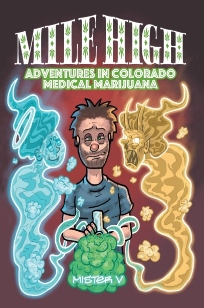 Mile High - Front Cover